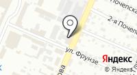 Магазин автозапчастей на проспекте Станке Димитрова на карте