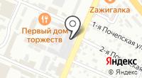Димитровский на карте