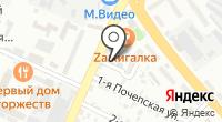 Домстройсервис на карте
