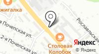 Экспертавтотранс на карте