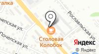 МВ-Олигна на карте