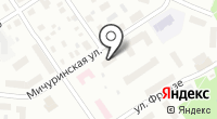 Мичуринская на карте