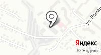 Амотек на карте
