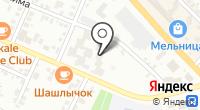 Корпорация услуг на карте