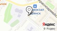 Брянская лаборатория судебной экспертизы Министерства юстиции РФ на карте