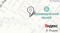 Дор-экспо на карте