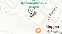 Мегастрой на карте