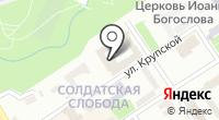 Карельская таможня на карте