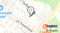 Брянсккоммунпроект на карте