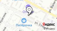 Сервис-регион на карте