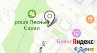 Люкстур на карте