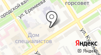 Министерство здравоохранения и социального развития на карте