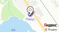 Инжектор-Кар на карте