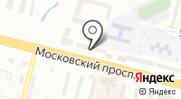 Аджена на карте