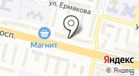 Магазин товаров для спорта и отдыха на Московском проспекте на карте