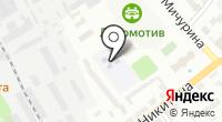Детский сад №135 на карте