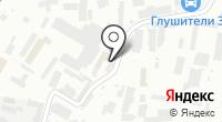 Авторемонтная мастерская на Московском проезде на карте