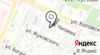 Магазин-склад отделочных материалов на карте