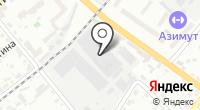 Вулкар на карте