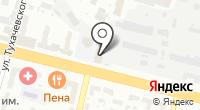Игрушка на карте