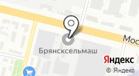 БрянскСтройПроект на карте