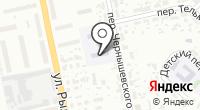 Детский сад №64 на карте
