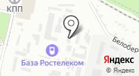 Проектно-строительная мастерская на карте