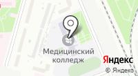 Стоматологическая клиника профессора Стрельникова на карте