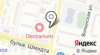 Стоматолог и я на карте