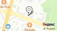 Галадент на карте