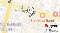Интостом на карте