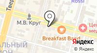 Денталь К на карте