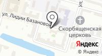 Центродент на карте