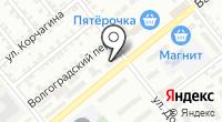 Юмис на карте