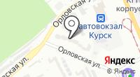 Автозапчасти ВАЗ на карте