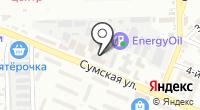 Игуана на карте
