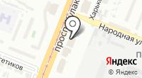 Би-Би на карте