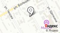 АВТО-П на карте