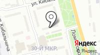 Регистрация на карте