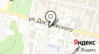 Юстиниан на карте
