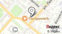 Агентство по оформлению документов на карте