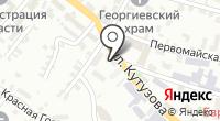 Юрист на карте