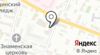 Адвокатский кабинет Агеевой М.А. на карте