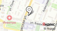 Автэкс на карте
