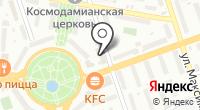 Адвокатский кабинет Абрамовой И.Е. на карте