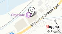 Спутник Экспо на карте