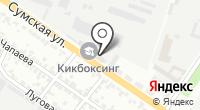 Фрунзенский на карте