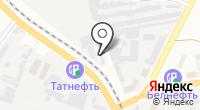 Краски Квил на карте