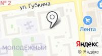 Клякса на карте
