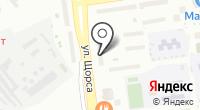Салон причесок на карте